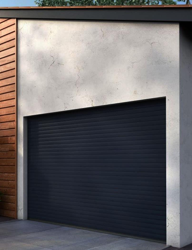gamme de portes de garage enroulable près du mans