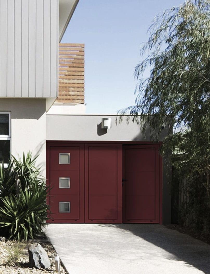 gamme de portes de garage vantale près du mans